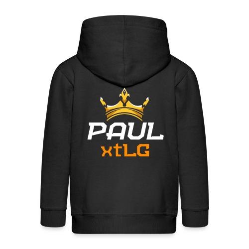 Paul xtLG - Kinder Premium Kapuzenjacke
