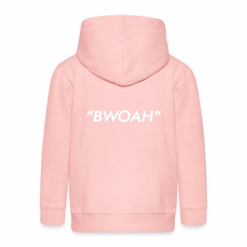 Bwoah - Kinderen Premium jas met capuchon