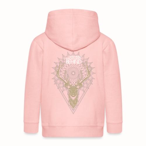 Earthbound - Kids' Premium Hooded Jacket