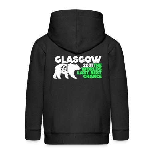 Last Best Chance - Glasgow 2021 - Kids' Premium Hooded Jacket