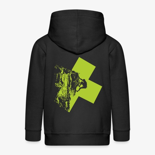 Escalando - Kids' Premium Hooded Jacket