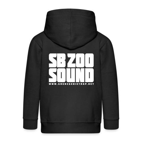 SB ZOO Blockbuster - Kinder Premium Kapuzenjacke