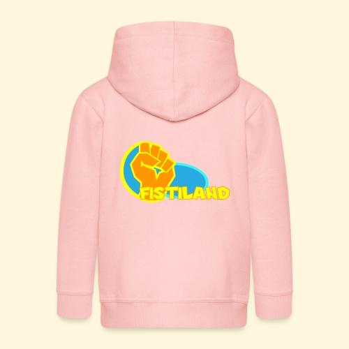 FISTILAND en couleur - Veste à capuche Premium Enfant