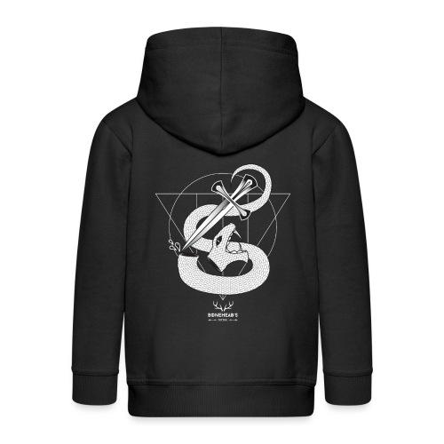 SNAKEHEAD - Kids' Premium Hooded Jacket