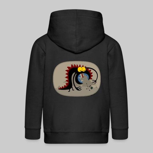 Vjocys Dragon Male - Kids' Premium Zip Hoodie