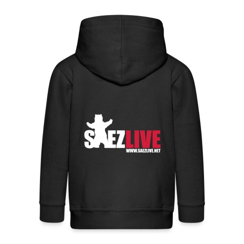 OursLive (version light) - Veste à capuche Premium Enfant