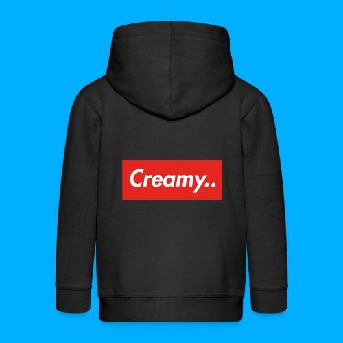 LIMITED EDITION Creamy... Shirts - Kids' Premium Zip Hoodie