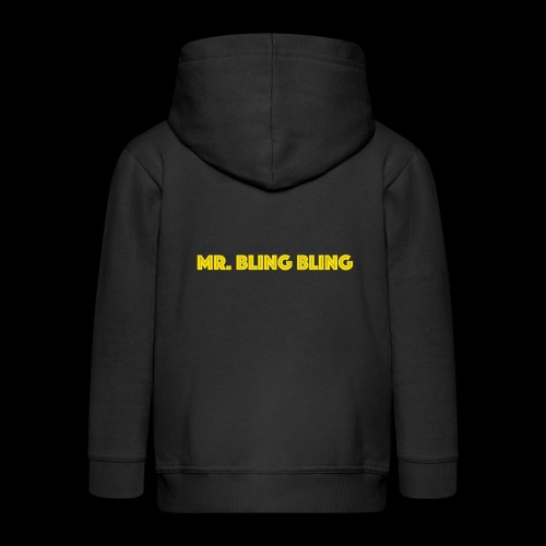 bling bling - Kinder Premium Kapuzenjacke