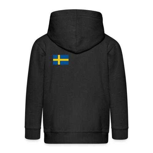 swedish clothes - Premium-Luvjacka barn