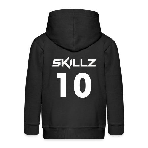 number ten hoodies - Kids' Premium Zip Hoodie