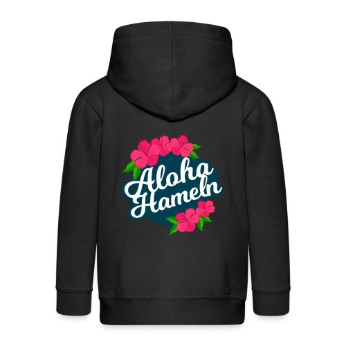 Aloha Hameln | Hawaii SunShine | - Kinder Premium Kapuzenjacke