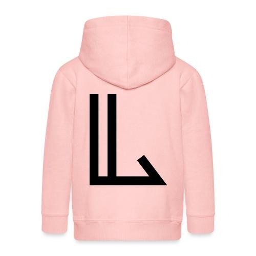 L - Kids' Premium Zip Hoodie