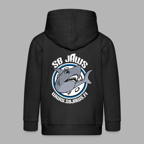 SB JAWS - Lasten premium hupparitakki