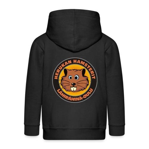 Herukan Hamsterit - Lasten premium hupparitakki