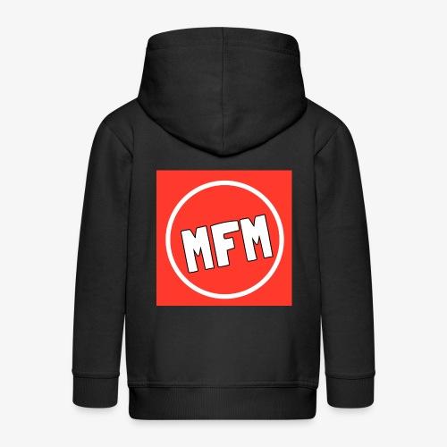 MrFootballManager Clothing - Kids' Premium Zip Hoodie