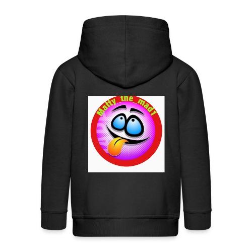 5D14BC46 196E 4AF6 ACB3 CE0B980EF8D6 - Kids' Premium Zip Hoodie