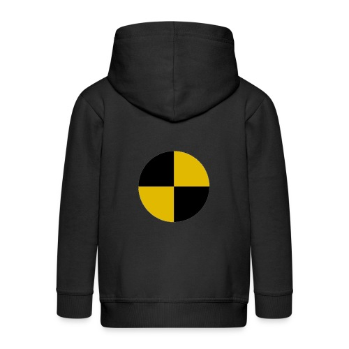 crash test - Kids' Premium Zip Hoodie