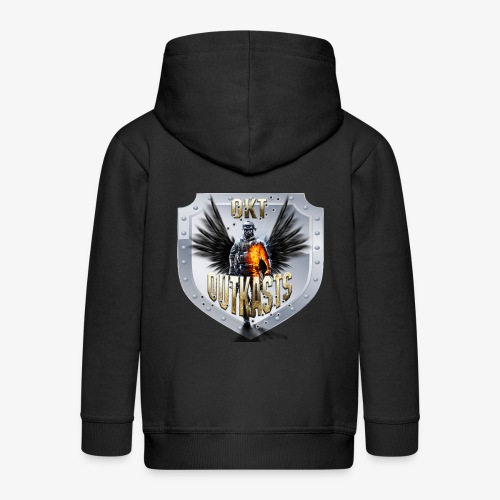 outkastsbulletavatarnew png - Kids' Premium Hooded Jacket