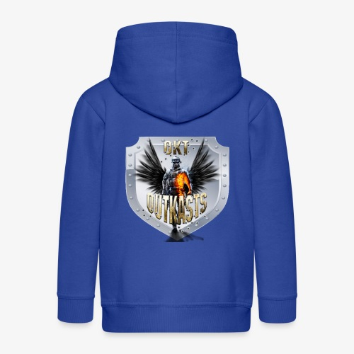 outkastsbulletavatarnew png - Kids' Premium Hooded Jacket