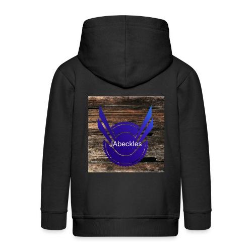 JAbeckles - Kids' Premium Zip Hoodie