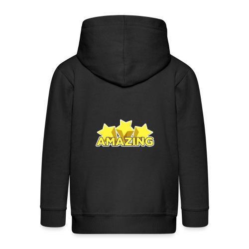 Amazing - Kids' Premium Hooded Jacket