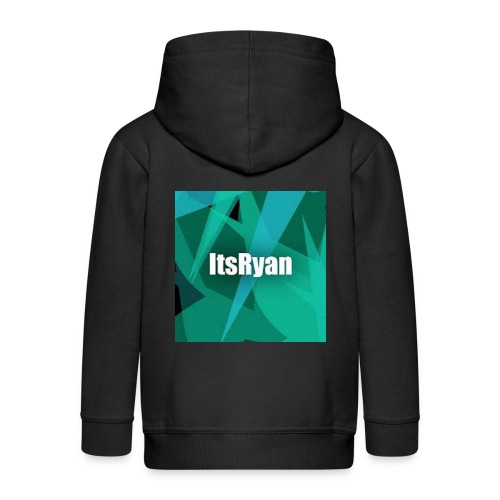 ItsRyan Merch - Kids' Premium Zip Hoodie