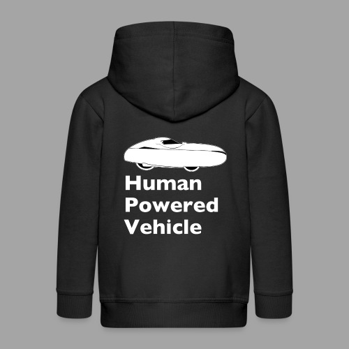 Quest Human Powered Vehicle 2 white - Lasten premium hupparitakki