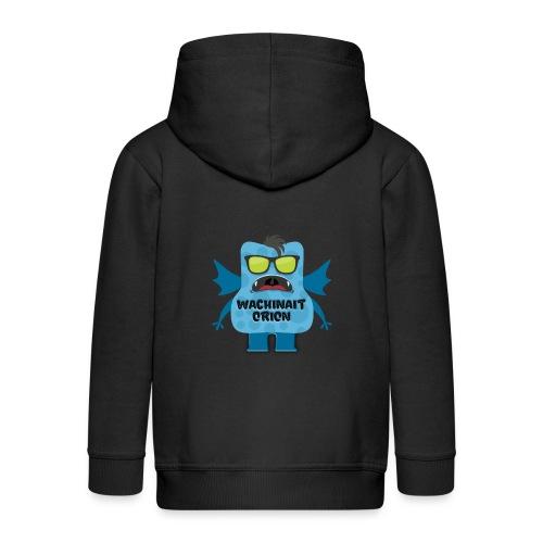 Mascota con definicion - Kids' Premium Hooded Jacket