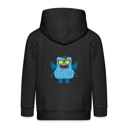 Wachinait Sonriente - Kids' Premium Hooded Jacket
