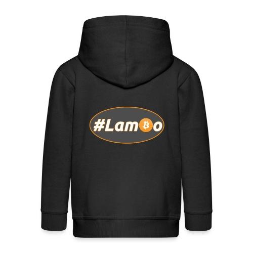Lambo - option 2 - Kids' Premium Zip Hoodie