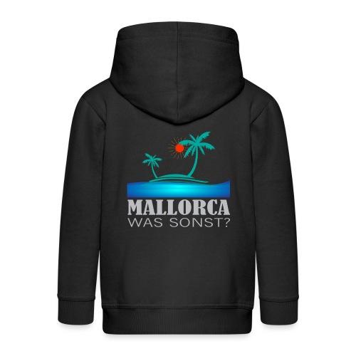 Mallorca - was sonst? Sonne, Meer und Strand - Kinder Premium Kapuzenjacke