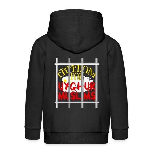 Freedom - Kids' Premium Hooded Jacket