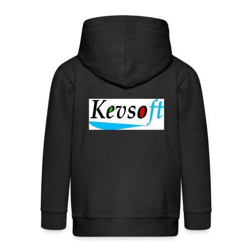 Kevsoft - Kids' Premium Hooded Jacket