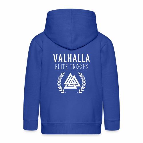 Valhalla Elite troops - Chaqueta con capucha premium niño