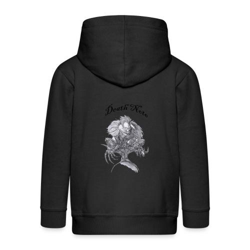 death note t-shirt - Veste à capuche Premium Enfant