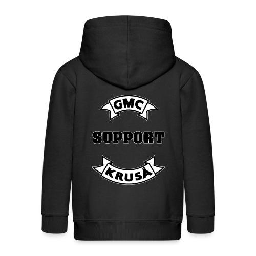 GMC SUPPORT - Premium hættejakke til børn