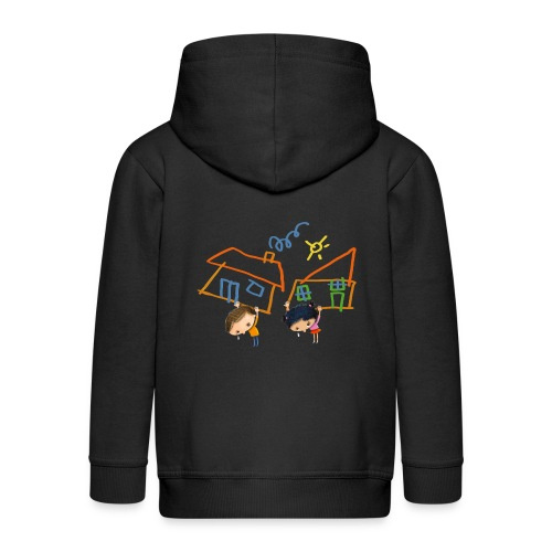 Child's Play - Kids' Premium Zip Hoodie