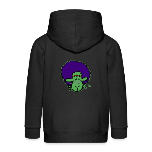 Frankensheep's Monster - Kids' Premium Hooded Jacket