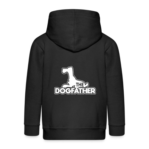 The DOGFATHER - Kinder Premium Kapuzenjacke