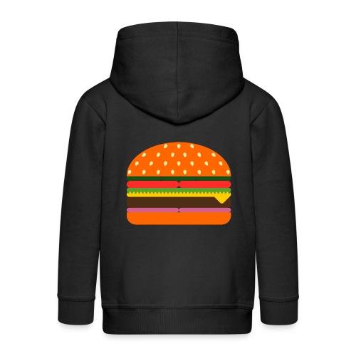 burger 3437618 - Kinder Premium Kapuzenjacke
