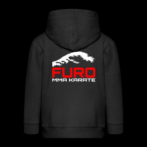 Furo MMA Karate - Teamkleidung - Kinder Premium Kapuzenjacke