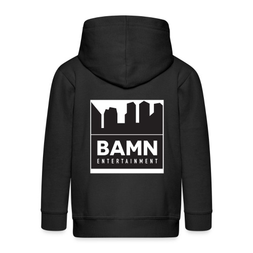 bamn - Kids' Premium Zip Hoodie