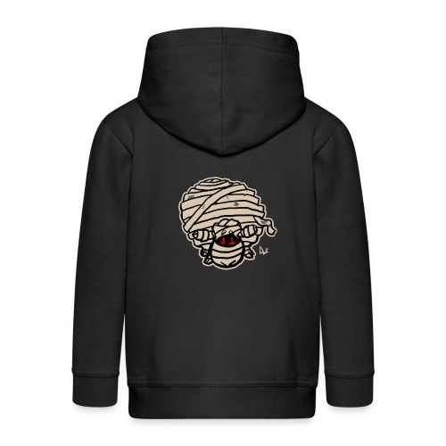 Mummy Sheep - Kinder Premium Kapuzenjacke