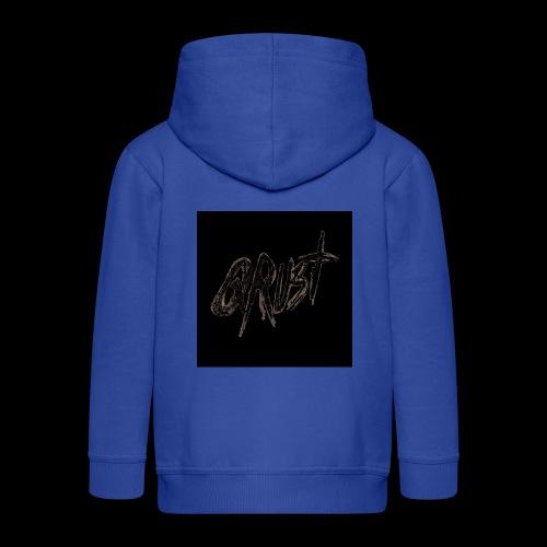 -Logo Qrust- - Veste à capuche Premium Enfant