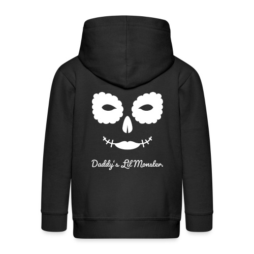 Daddys Lil Monster - Kinder Premium Kapuzenjacke