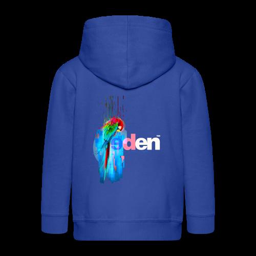 Eden 2 - Kinder Premium Kapuzenjacke