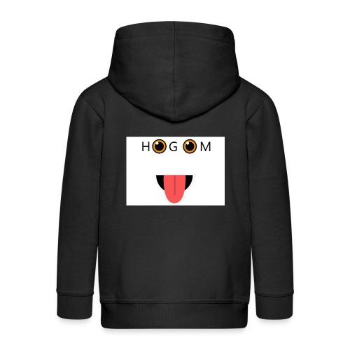 HetGameMisterie Logo - Kinderen Premium jas met capuchon