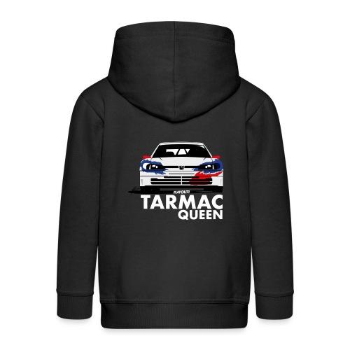 306 Maxi Rallye Tarmac Queen - Veste à capuche Premium Enfant