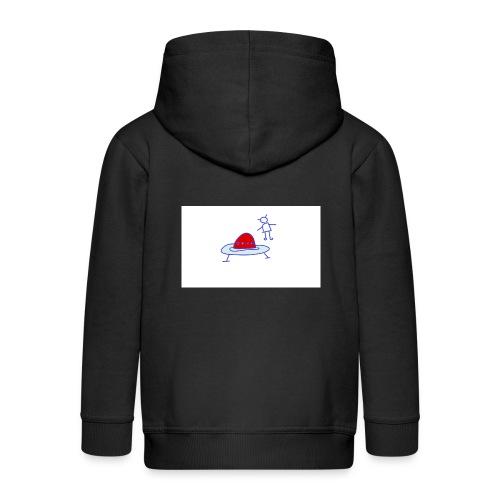 Project 3 - Chaqueta con capucha premium niño