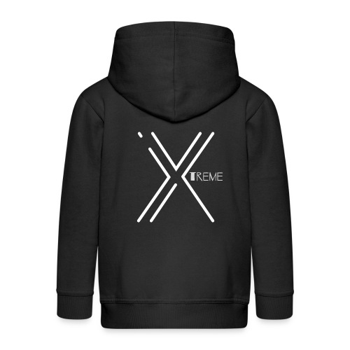 X Treme - Kinder Premium Kapuzenjacke
